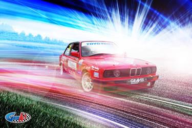 Production BMW E30 Championship by gridart