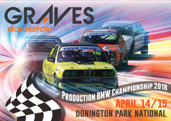 Production BMW Championship 2018 Round 1 by gridart