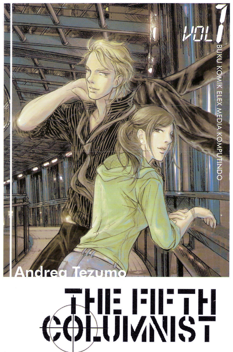 The Fifth Columnist vol.1 by andie5