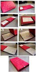 Wedding Invitation by arevook