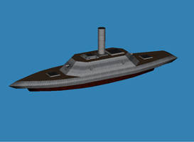 CSS Albermarle 1 by falcon01