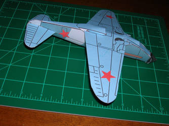 lagg 3 paper model build up - bottom view by falcon01