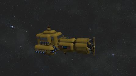 CTA cargo carrier by falcon01