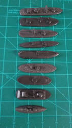 Union fleet by falcon01