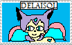 I Support Delaisol Stamp by LadyDelaisol