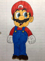 Mario by Morgan4502