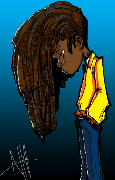 In his thoughts by ArmaniStyles