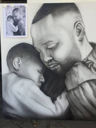 A Fathers Love by ArmaniStyles