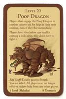 Munchkin: Poop Dragon by femjesse
