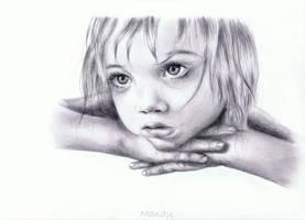Child by mandyart
