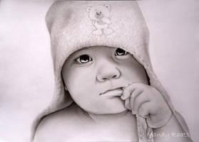 Baby by mandyart
