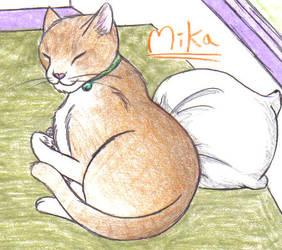 Mika by BubbleLum
