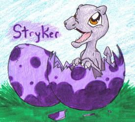Baby Stryker by BubbleLum