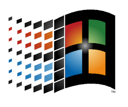 Classic Windows Logo in HD by RivenRoth740