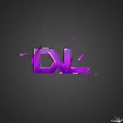 DVL Typo Tee by dvL-den