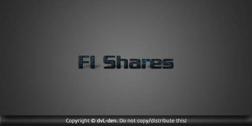 FI Shares by dvL-den