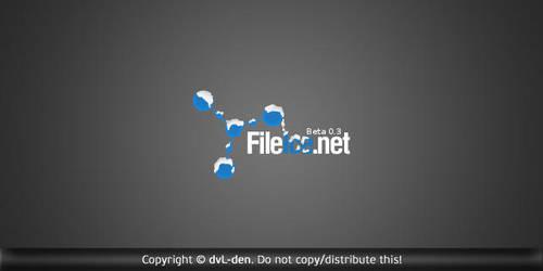 FileIce Snow Theme by dvL-den