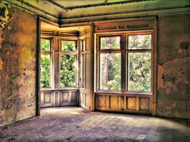 Broken room by Damir-Olejar