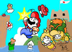 Let's Super Mario by MarKAnime