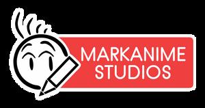 Logo Markanime Studios by MarKAnime