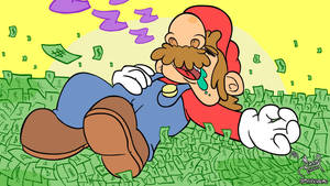 Mario Odyssey Sells a lot by MarKAnime