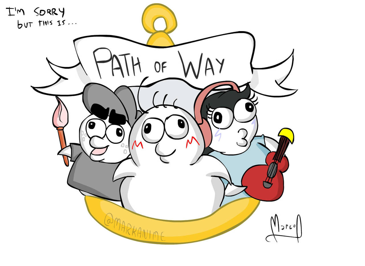 Path of Way by MarKAnime