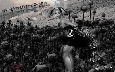 My Senses Pulse Poison by Beatrix-69