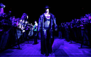 SMACKDOWN LIVE MEXICO TAKER by HARDTAKER