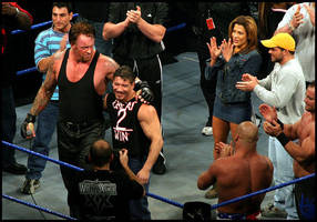 The Phenom And The Latino Hear by HARDTAKER