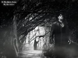 DARK DEATH FOREST by HARDTAKER