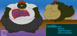 Cordelia reference by Arakasa