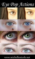 Eye Pop actions by chupla