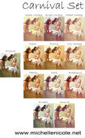 Photoshop actions by chupla