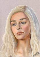 Khaleesi (2017) by LaGelfling