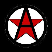 Socialist-Anarchist Symbol by BullMoose1912