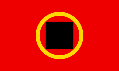 Flag of the Bundist Movement by BullMoose1912