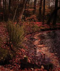 Lake II by Melilraen
