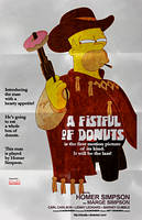 A Fistful Of Donuts by Claudia-R