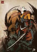 Dota 2 Yurnero - The Juggernaut by ChaosRaymond