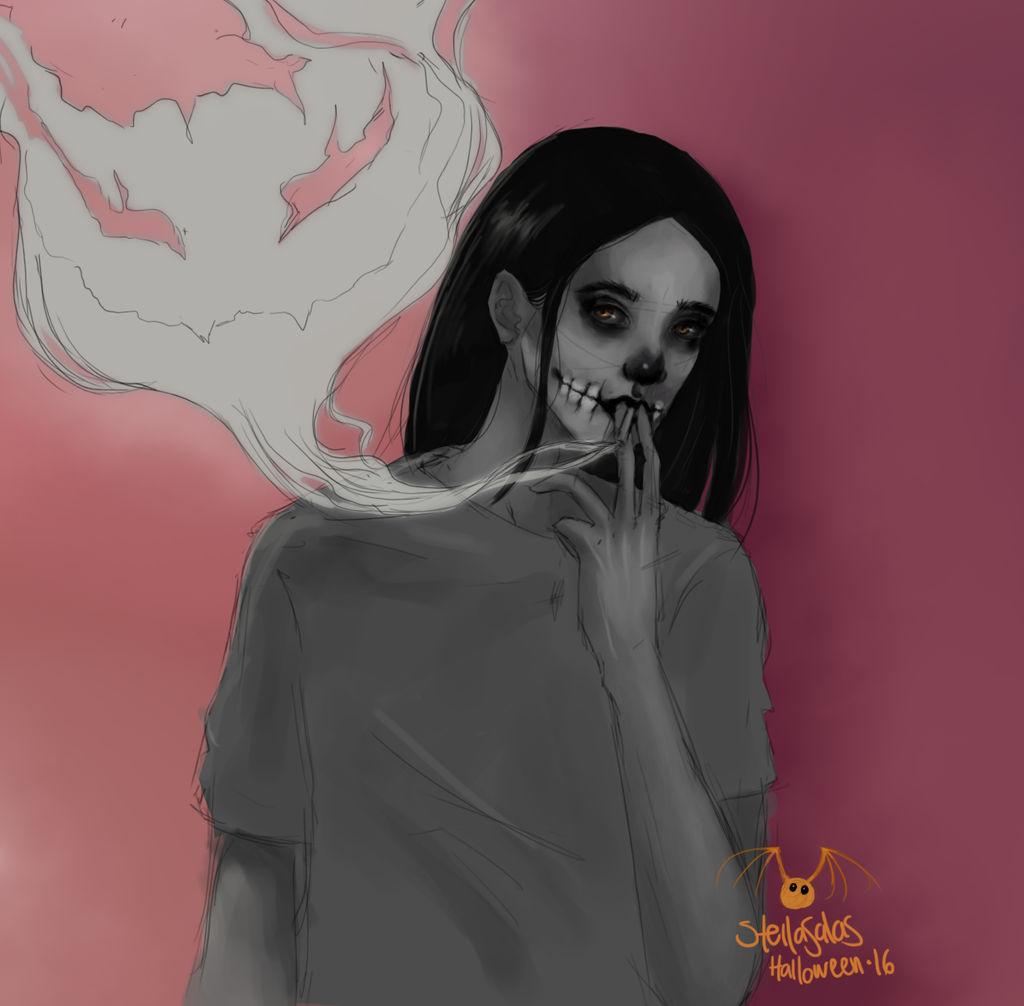 Happy Halloween! by yo-sociopath