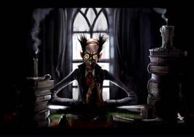 scholar creep by firecrow78