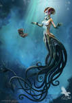 Mermaid by firecrow78