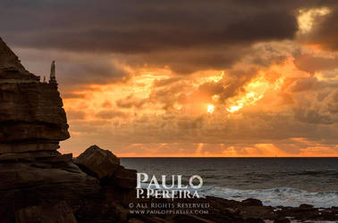 Intense Sunset by PauloPPereira