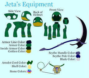Jeta's Equipment by TheFoxern