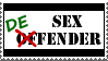 Sex Defender by zharth