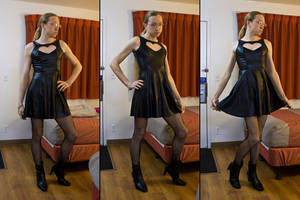 Black Leather by zharth