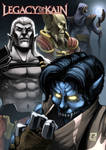 Just a Legacy of Kain Defiance speed paint. by Rithinor