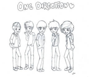 One Direction by StrawberrieCandie