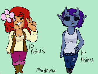 [1/2OPEN]Adopts by Madrelle