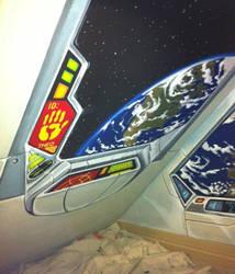 Children's room mural by MichaelBeenenga